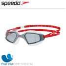 SPEEDO 成人進階型泳鏡 Aquapulse Max 2 熔岩紅 (非鏡面)