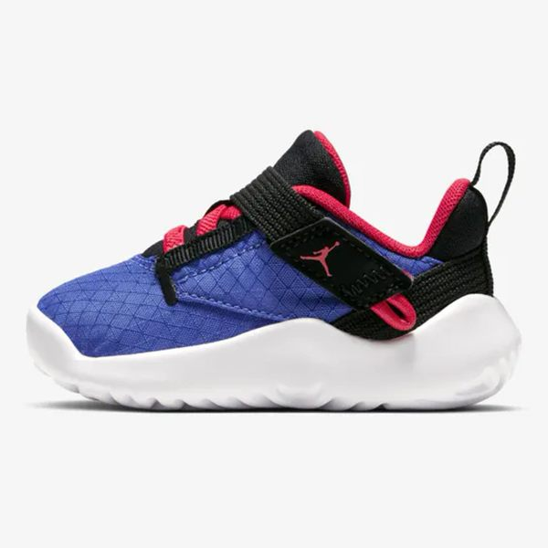 NIKE Jordan Proto 23 TD 童鞋 小童 休閒 喬丹 輕量 藍 紅【運動世界】AT5713-401