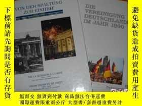 二手書博民逛書店Die罕見Vereinigung Deutschlands Im
