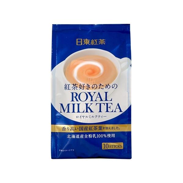 日東紅茶 皇家奶茶(濃厚)140g【小三美日】
