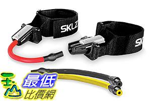 [106美國直購] 走位移動 運動訓練器 SKLZ APD-LRXG01 Chrome Lateral Resistor Pro Adjustable Lateral Strength