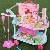 尾牙年貨節兒童醫生玩具套裝女孩小護士聽診器寶寶醫院打針男生過家家醫藥箱gogo購