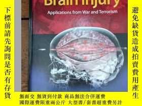二手書博民逛書店Brain罕見lnjury(大16精裝英文原版)Y11775 w