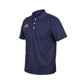 KAPPA 男短袖POLO衫(台灣製 高爾夫 吸濕排汗 網球 羽球 上衣≡體院≡ 31181ZW