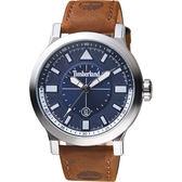 Timberland 時尚 防水 錶 (TBL.15248JS/03 藍)
