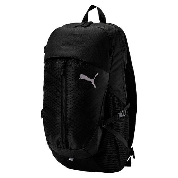 Puma APEX 黑 後背包 雙肩包 休閒 運動 旅行 筆電包 大學包 07510401