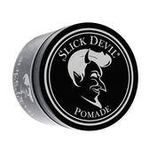 SLICK DEVIL Pomade 水洗式造型髮油髮蠟 #強力 (黑) 113g 黑惡魔【EFN-001】(ROVOLETA)