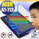 【EZstick抗藍光】ACER Iconia A1-713 平板專用 防藍光護眼鏡面螢幕貼 靜電吸附
