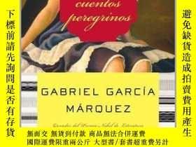 二手書博民逛書店西班牙語原版罕見馬爾克斯:夢中的歡快葬禮和十二個異鄉故事 Gab