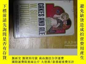 二手書博民逛書店cakes罕見and aleY179933 w.somerset