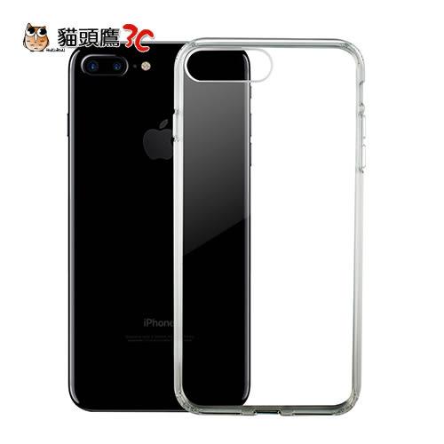【貓頭鷹3C】iPhone7 Plus 5.5吋 全透明薄型防摔保護殼[IP7-PH02]