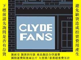 二手書博民逛書店Clyde罕見FansY380406 Seth Drawn & Quarterly 出版2019