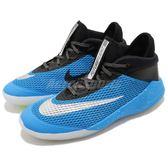 Nike Future Flight GS 藍 黑 中筒 女鞋 大童鞋 籃球鞋 球鞋推薦【PUMP306】 AH3430-400