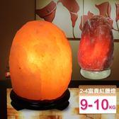 【鹽夢工場】鹽燈兩入組(玫瑰9-10kg|富貴紅2-4kg)