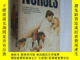 二手書博民逛書店NURSES罕見(by Richard Frede)Y14681