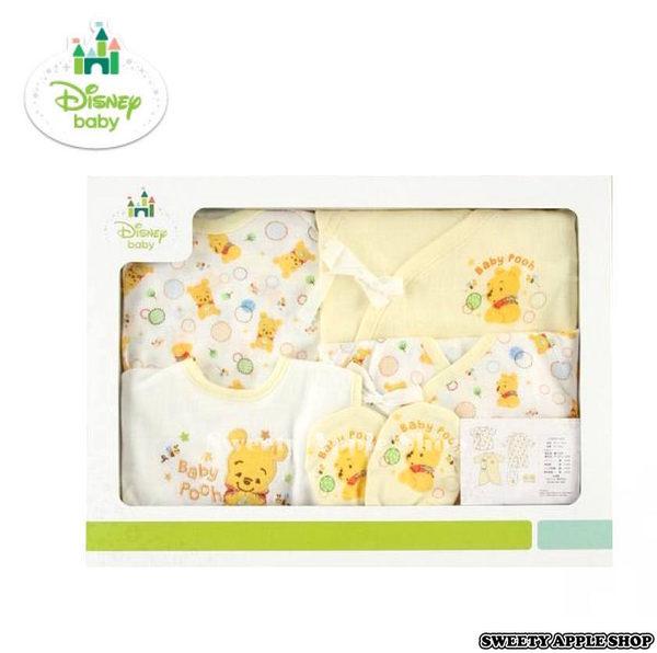 日本限定 DISNEY BABY 小熊維尼 嬰幼兒童套裝 禮盒組