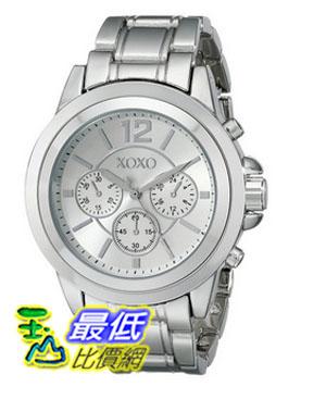 [美國直購] 女錶 XOXO Women s XO5588 Silver-Tone Bracelet Watch