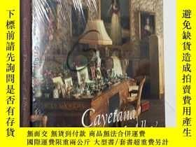 二手書博民逛書店The罕見Great Houses of Cayetana Duchess of Alba 英文原版 精裝藝術畫冊