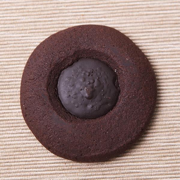 午茶夫人 手工餅乾 巧克力點點 200g/罐 巧克力/餅乾