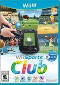 WiiU Wii Sports Club Wii 運動俱樂部(美版代購)