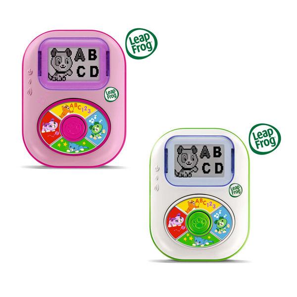 【愛吾兒】美國 Leap Frog 跳跳蛙 音樂播放機-白綠色/粉紫色
