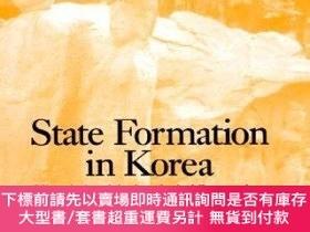 二手書博民逛書店State罕見Formation In KoreaY255174 Gina Barnes Routledge