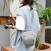 佳能相機包單反單肩三角包男女便攜70D5D45D360D80D90D200D攝影包【快速出貨】