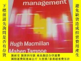 二手書博民逛書店strategic罕見management:process,content,and implementation奇