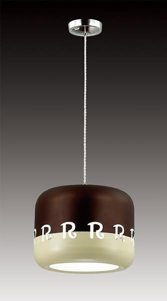 【燈王的店】現代美學系列 吊燈 1 燈 ☆ MA04861CF-001