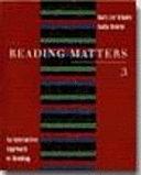 二手書博民逛書店《Reading Matters 3: An Interactive Approach to Reading》 R2Y ISBN:0395904285
