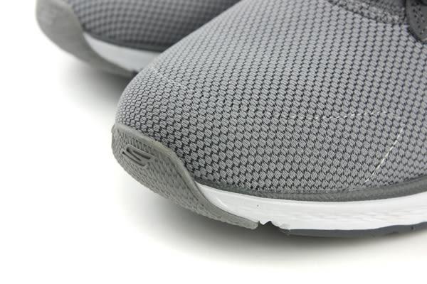 SKECHERS GOWALK SPORT 運動鞋 健走鞋 透氣 好穿脫 避震 男鞋 灰色 54141GRY no616