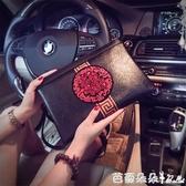 中國風個性韓版手拿包潮流時尚個性手抓包男女手包信封包手腕包『快速出貨』