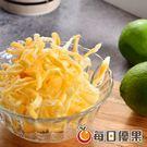 超濃檸檬乳酪絲大包裝250G 每日優果...