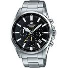 CASIO卡西歐EDIFICE三眼三針時尚腕錶  EFV-510D-1A