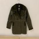 韓版顯瘦修身內刷毛外套皮衣(M號/121-4877)