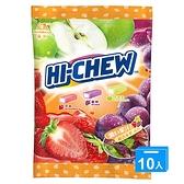 森永嗨啾水果軟糖家庭號300g*10【愛買】