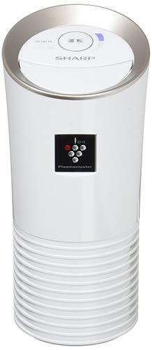 【日本代購-現貨】SHARP IG‐HC15 W 車用 高濃度 負離子 空氣清淨機-白色