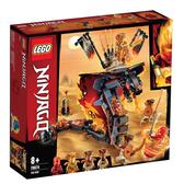 LEGO樂高 旋風忍者系列 70674 火焰牙