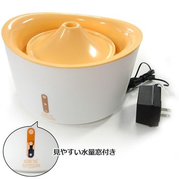 PetLand寵物樂園《日本GEX》全新型貓用淨水飲水器1.5L(貓用)
