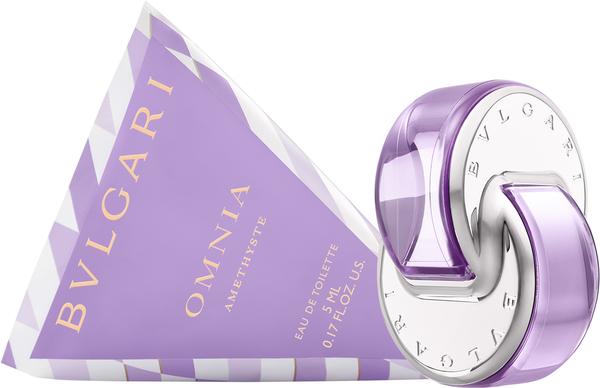 岡山戀香水~Bvlgari Amethyste 寶格麗 紫水晶限量版女性淡香水5ml~優惠價:290元
