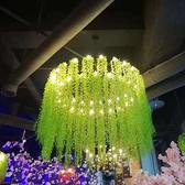 吊燈 新款植物音樂餐廳裝飾大酒吧清吧咖啡廳 現貨快出YJT