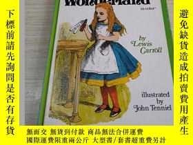 二手書博民逛書店Alice罕見in Wonderland《愛麗絲夢遊仙境》Y18