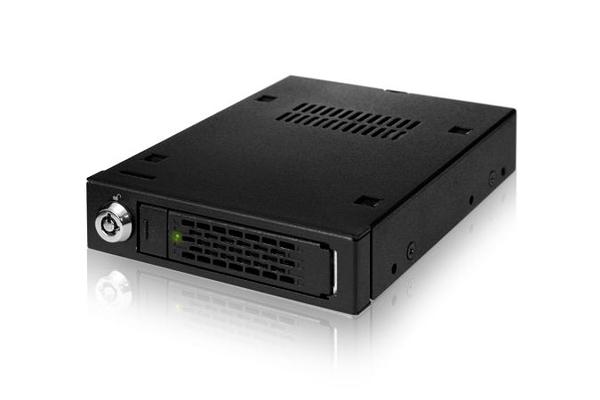 """ICY DOCK MB991IK-B 單層 2.5"""" SATA HDD/SSD 轉一3.5""""裝置空間 硬碟抽取盒"""