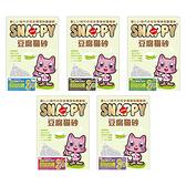 寵物家族-【3包免運組】SNAPPY豌豆纖維 豆腐砂3KG(原味/薰衣草/綠茶/水蜜桃/椰殼活性碳)