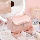 化妝包女便攜大容量可愛日系韓國2020新款超火精致時尚高檔化妝袋 雙十二全館免運