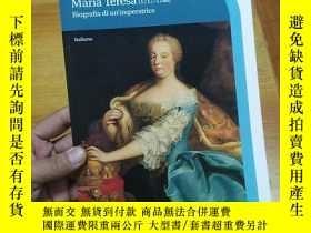 二手書博民逛書店罕見瑪麗亞.特蕾莎(1717一1780)皇後傳記Y248154
