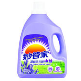 妙管家濃縮洗衣精-薰衣草香4000ml【愛買】