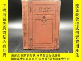二手書博民逛書店1929年罕見THE WIND IN THE WILLOWS B