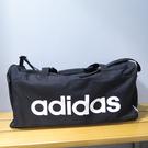 ADIDAS LIN DUFFLE手提包 旅行袋 健身包 FL3651 黑 56 X 28 X 22cm【iSport】