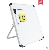 智典桌面小白板支架式折疊便攜磁性掛式雙面寫字板兒童可擦寫迷你畫板 NMS生活樂事館